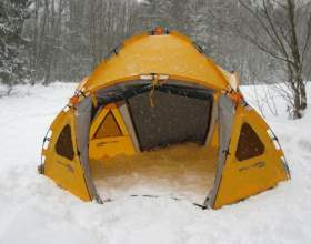 Как обогреть палатку зимой фото