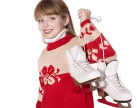 Как обучаться катанию на коньках фото