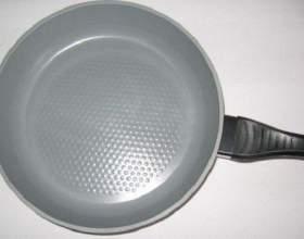 Как очистить алюминиевую сковороду фото
