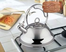 Как очистить чайник из нержавеющей стали от накипи фото
