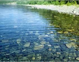 Как очистить природную воду фото