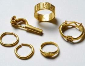 Как очистить золото в домашних условиях фото