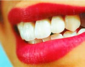 Как очистить зубы от налета фото