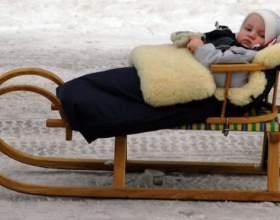 Как одеть младенца зимой фото