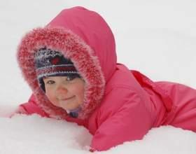 Как одеть ребенка на прогулку зимой: правила укутывания фото