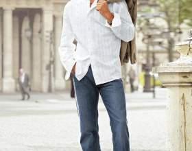 Как одеться худому парню фото