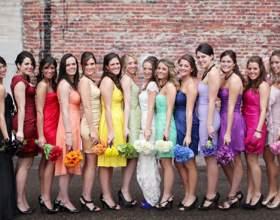 Как одеться на свадьбу - советы для гостей фото