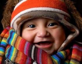 Как одевать малыша на прогулку фото