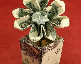Как оформить денежный подарок фото
