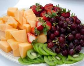 Как оформить фруктовую нарезку фото