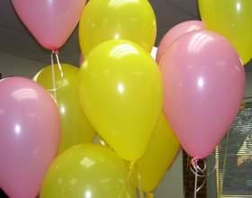 Как оформить квартиру шарами фото