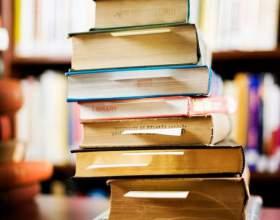 Как оформить список литературы в курсовой работе фото