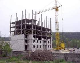 Как оформить строящийся дом фото