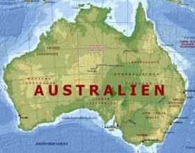 Как оформить визу в австралию фото