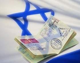 Как оформить визу в израиль фото