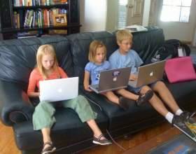 Как ограничить доступ ребенка к компьютеру фото