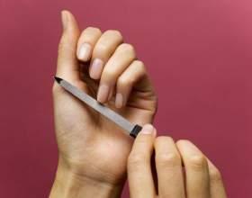 Как определить форму ногтей фото