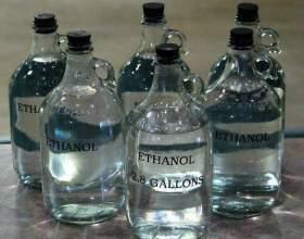 Как определить этанол фото