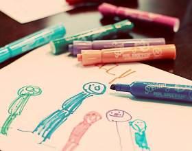 Как определить проблемы ребёнка с семьёй по рисунку фото