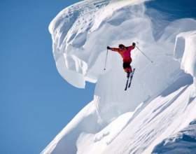 Как определить размер горных лыж фото