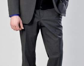 Как определить размер мужских брюк фото