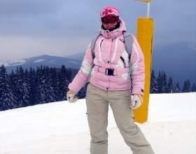 Как определить размер сноуборда фото
