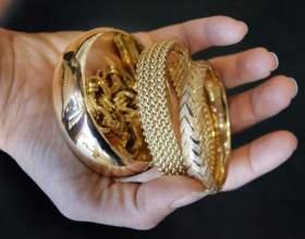 Как определить серебро и золото фото