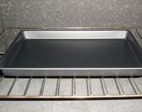 Как определить температуру в духовке фото