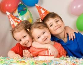 Как организовать день рождения для ребенка фото