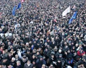 Как организовать многолюдный митинг фото