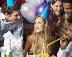 Как организовать свой день рождения фото