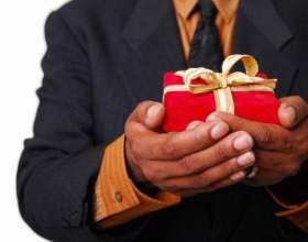 Как оригинально вручить подарок фото