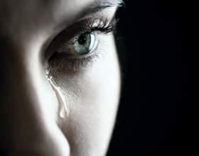 Как остановить слезы фото