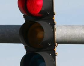 Как остановиться на светофоре фото