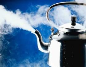 Как отчистить чайник от накипи фото
