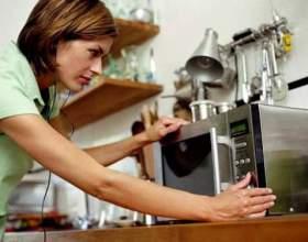 Как отчистить микроволновку фото