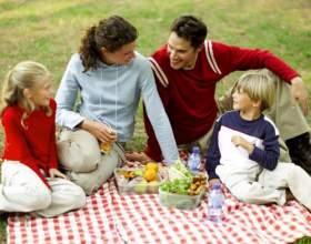 Как отдохнуть на природе с семьей фото