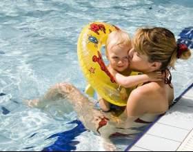 Как отдыхать с маленьким ребенком фото