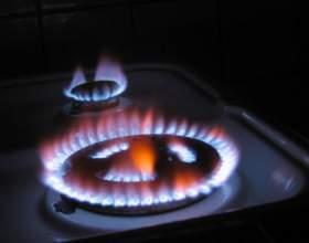 Как отключить газовую плиту фото