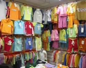 Как открыть магазин детской одежды фото