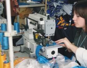 Как открыть швейное производство фото