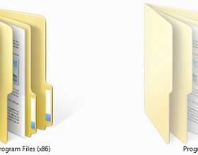 Как открыть скрытые папки в компьютере фото
