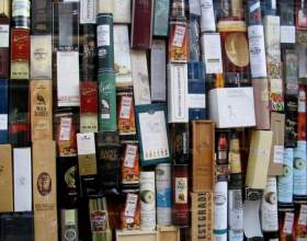 Как отличить настоящее виски от подделки фото