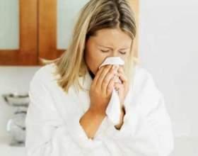 Как отличить простуду от аллергии фото