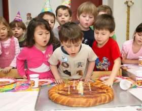 Как отметить день рождения в детском саду фото
