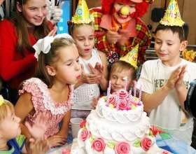 Как отметить детский день рождения фото