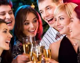 Как отметить новый год с друзьями фото