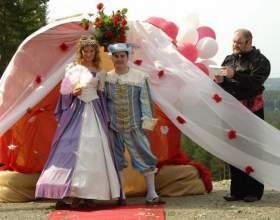 Как отметить первую годовщину свадьбы фото