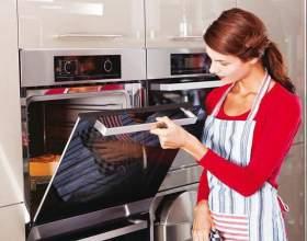 Как отмыть духовку от жира и нагара фото