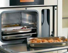 Как отмыть духовку от жира фото
